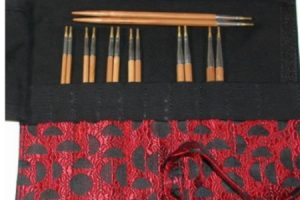 HiyaHiya Bamboo Interchangeable Needle Set - small