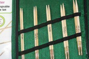 Knit Pro Bamboo Starter Set