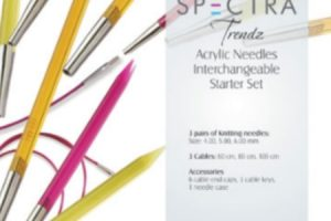 Knit Pro Spectra Trendz Starter Set1