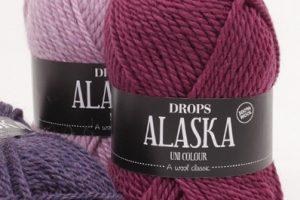 Alaska drops creativehobby