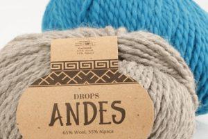 Andes drops creativehobby