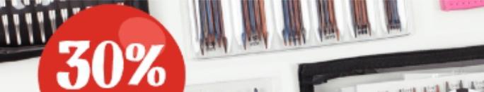 Снижены цены на наборы спиц и крючков Drops