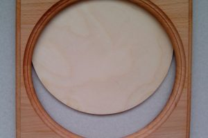 резная квадратная деревянная рамка для вышивки